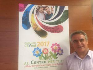 Giampiero Farru è stato eletto a Vienna nel direttivo del Cev, il Centro Europeo del Volontariato.