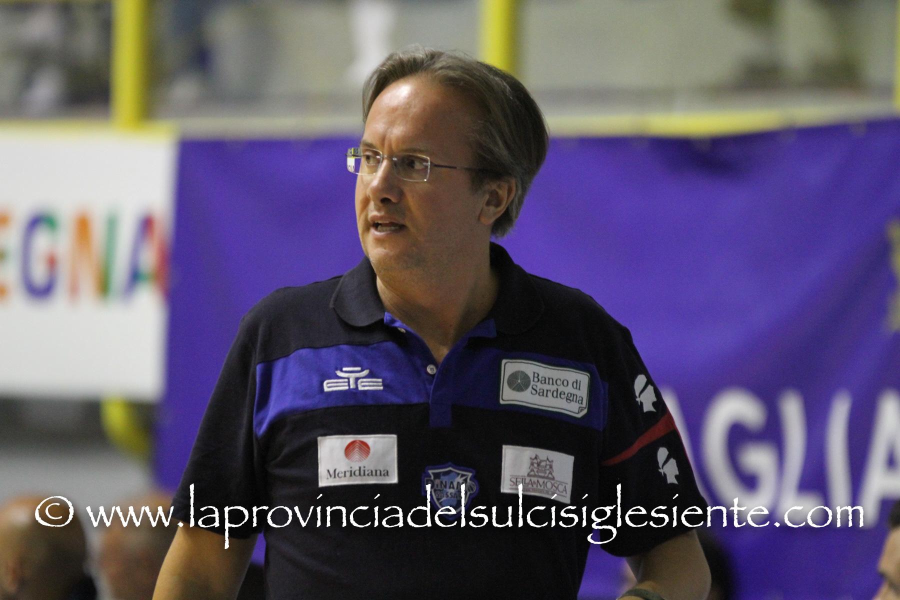 Dinamo Sassari, coach Pasquini teme Krasnoyarsk: