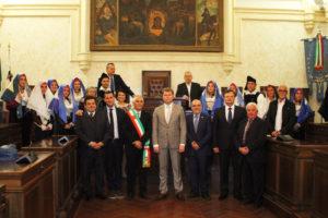 E' stato siglato lunedì 23 ottobre il patto di gemellaggio tra i comuni di Iglesias e Bobruisk (Bielorussia).