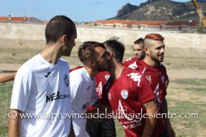 In Coppa Italia il Carbonia oggi tenta l'impresa sul campo dell'Arbus, capolista in campionato a punteggio pieno.