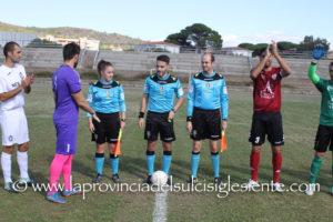 In Promozione, Carloforte e Carbonia sono in cerca di conferma, rispettivamente in casa con il La Palma e a Bari Sardo.