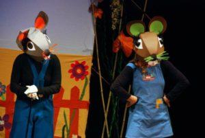 Ai blocchi di partenza, a Monserrato, Il Grande Teatro dei Piccoli, la stagione di teatro per famiglie targata Is Mascareddas.