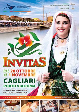 InvitaS – Dal 28 ottobre al 1 novembre – Porto Via Roma Cagliari.