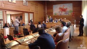 Sottoscritto l'accordo di programma per il Piano straordinario di rilancio del Nuorese. Per 15 progetti sono subito disponibili 28,896 milioni di euro.