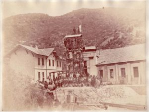 """Lunedì 23 ottobre la sala conferenze della provincia, a Carbonia, ospiterà un incontro pubblico sul """"Pozzo Baccarini""""."""