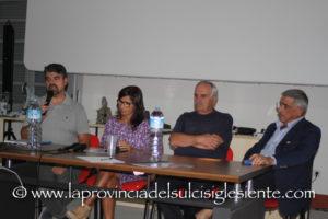 """E' stato presentato ieri, a Carbonia, il progetto di ricostruzione della memoria storica """"Schisorgiu 1937""""."""