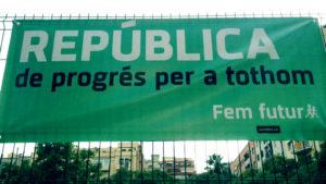 L'esperienza vissuta a Barcellona da Gianluca Collu, segretario di Progres Progetu Repùblica, in occasione del referendum del 1° ottobre.