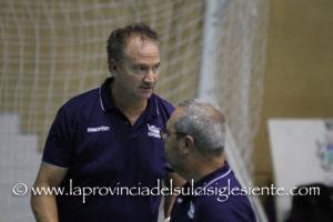 La VBA/Olimpia Sant'Antioco ha vinto nettamente il derby casalingo con il Cus Cagliari Sandalyon, 3 a 1 (25 a 15, 19 a 25, 25 a 18, 25 a 19).