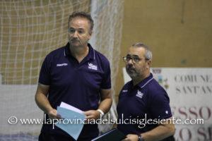 Terza sconfitta per la VBA/Olimpia Sant'Antioco, nella terza giornata del girone F del campionato di serie B di volley maschile.