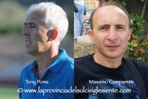 Il Carloforte cambia allenatore, ritorna Massimo Comparetti al posto del dimissionario Tony Poma.