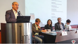 Gli assessori del Turismo e dell'Urbanistica hanno partecipato ad un convegno sul turismo sostenibile organizzato dalla Filcams Cgil, a Cagliari.