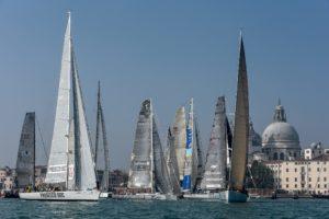 Spirit of Portopiccolo ha vinto, a Venezia, la IV edizione del Gran Premio della Vela.