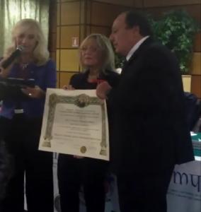 La prestigiosa Associazione Norman Academy ha conferito la laurea honoris causa alla prof.ssa Vincenza Palmieri (INPEF).