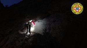 I tecnici del Soccorso Alpino e Speleologico della Sardegna hanno concluso ieri sera il recupero di due giovani arrampicatori francesi in difficoltà a Cala Gonone.