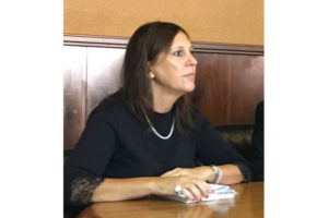 L'assessore regionale del Lavoro, Alessandra Zedda, ha partecipato oggi a Oristano ad un incontro sull'evoluzione del mercato del lavoro in Sardegna.