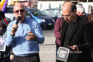 Nuova manifestazione di quattro associazioni pacifiste domenica 5 novembre, davanti al Palazzo del Consiglio regionale.
