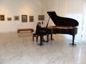 """Venerdì 9 novembre nel Conservatorio di Cagliari proseguono gli appuntamenti con le """"32 Sonate per pianoforte"""" di Ludwig Van Beethoven."""