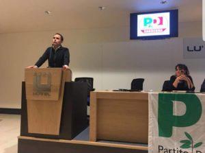L'assemblea provinciale del Partito Democratico ha confermato Daniele Reginali nella carica di segretario ed ha eletto Rita Vincis presidente.