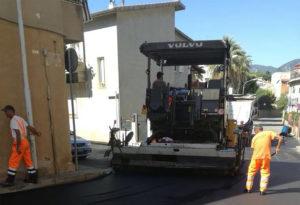 Inizieranno nelle prossime settimane, a Iglesias, i lavori di manutenzione delle strade, finanziati nello scorso mese di marzo con 400.000 euro.