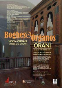 Da venerdì a domenica, a Orani, tre giornate di incontri, lezioni, concerti e visite guidate per riscoprire l'organo storico custodito nella chiesa di San Giovanni Battista.