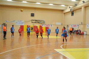 Gran finale e premiazioni, venerdì 24 novembre, a Sennori, per il campionato regionale di football integrato.