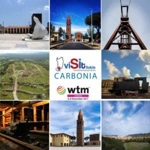 Carbonia sarà presente, grazie alla rete creata con Visit Sulcis, al WTM-London (World Travel Market) il 6, 7 e 8 novembre.