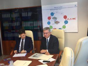 Abbanoa ha presentato oggi, a Cagliari, il piano di lavoro nella lotta alla dispersione d'acqua potabile.