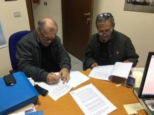 E' stata firmata la convenzione tra il comune di Iglesias ed il Centro Iniziative Culturali-Arci di Iglesias per l'istituzione della Casa del Cinema nel Centro Culturale di via Cattaneo.
