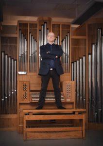 Giovedì 16 e venerdì 17 novembre il finlandese Dan Lönnqvist al Festival organistico di Cagliari.