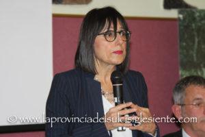 L'assessore dell'Ambiente Donatella Spano ha portato il problema degli impianti combustibili fossili all'attenzione del ministro Sergio Costa.