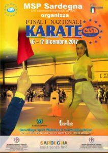 Il 16 e 17 dicembre il Geovillage di Olbia ospita il campionato europeo di karate Wado con 300 atleti di 15 nazioni.