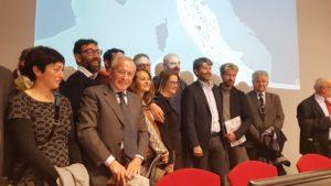 Stamane il ministro Dario Franceschini ha presentato l'Atlante digitale dei Cammini d'Italia, tra i quali c'è il Cammino Minerario di Santa Barbara.