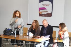"""E' stata inaugurata questa mattina, nell'Auditorium della Grande Miniera di Serbariu, la manifestazione""""Una Miniera di Cultura""""."""