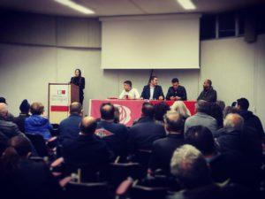 Si è svolta a Cagliari la prima assemblea provinciale di Art. 1 – Mdp e sono stati eletti i delegati all'assemblea nazionale.