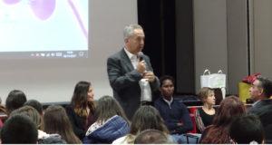 L'assessore Filippo Spanu dialoga con gli studenti di tre istituti superiori a Macomer sul fenomeno migranti.