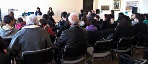 Al Museo della Tonnara di Stintino si è tenuto un incontro-dibattito che ha visto la partecipazione degli alunni delle scuole medie del paese.