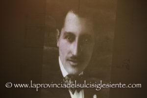 Carbonia ieri sera ha ricordato Vitale Piga, podestà della città dal 28 settembre 1939 al 24 aprile 1942.