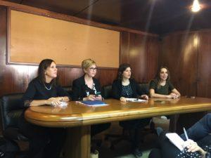 Le 4 consigliere regionali manifestano la loro soddisfazione per l'inserimento del Testo sulla doppia preferenza di genere nell'ordine del giorno del Consiglio regionale.