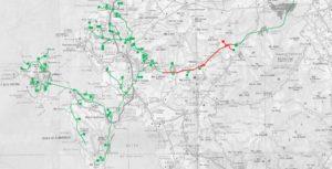Al via i lavori di una delle opere idriche più attese nel Sulcis, da Bau Pressiu a Perdaxius, lunga 17 km.