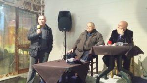 """E' stato presentato oggi, a Carbonia, il libro """"Dalla Carbosarda alla Pol. Carbonia … Io c'ero"""", di Elvio Verniani, Giampaolo Cirronis Editore."""