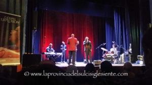 Ultimi impegni in Sardegna per Cedric Shannon Rives & Brothers in Gospel, domani a Serramanna, sabato a Iglesias.