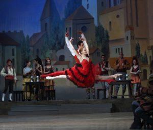 Si alza il sipario sulla Stagione di Danza 2017-18 organizzata dal CeDAC nell'ambito del Circuito Multidisciplinare dello Spettacolo in Sardegna.