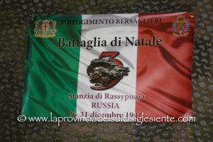 Giovedì mattina, a Teulada, si è svolta la cerimonia di commemorazione del 76° anniversario della Battaglia di Natale.