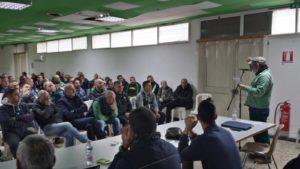 La Rsu Eurallumina ha convocato l'assemblea informativa straordinaria delle lavoratrici e dei lavoratori diretti, per martedì 12 dicembre.