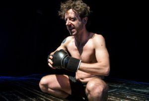 Prosegue l'intenso fine settimana proposto da Teatri di guerra, la stagione di Teatro d'autore de Il Crogiuolo.