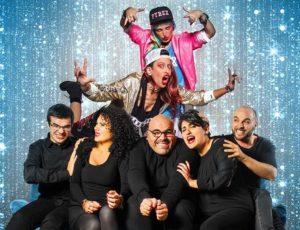 """""""Tutto il resto è niench!"""": venerdì 29 e sabato 30 dicembre debutta a Cagliari il nuovo spettacolo di Lucidosottile con Tanya&Mara ed il Cinquetto."""