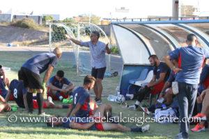 La Monteponi ha fermato la marcia della capolista Libertas Barumini e l'ha agganciata, insieme alla Gioventù Sportiva Samassi, in testa alla classifica.
