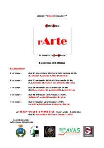 """Il 15 dicembre prende il via, a Carbonia, la rassegna di pittura """"sottosopra: l'arte in libertà vigilata""""."""