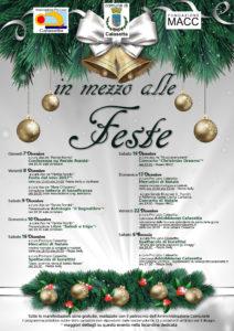 Dal 7 dicembre 2017 al 6 gennaio 2018, a Calasetta, gli eventi per il Natale.