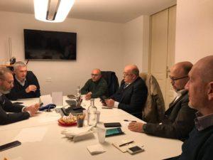 Proseguono gli incontri tra i partiti, in vista delle alleanze per le prossime elezioni Politiche e, a più lunga scadenza, per le Regionali 2019.